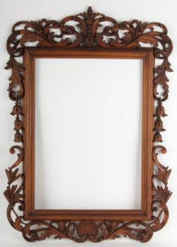 Mirror Frame - wood - 1900