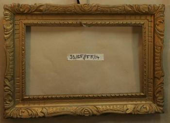 Picture Frame - bronze, wood
